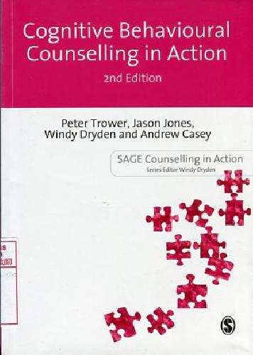 the cognitive behavioural approach to counselling